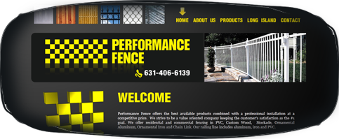 Performance Fence